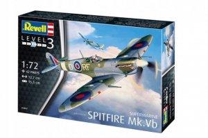 Revell Model plastikowy Spitfire Mk.VB