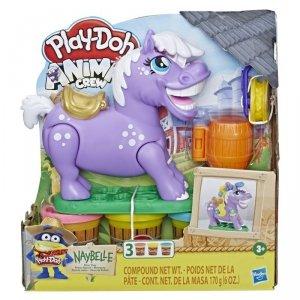 Hasbro PlayDoh Zestaw z ciastoliną Farma Kucyk Wystawowy