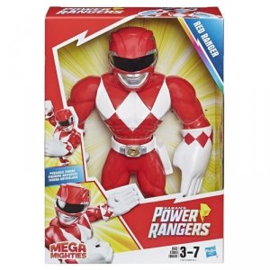 Hasbro Figurka Playskool Heroes Mega Mighties Power Rangers Czerwony