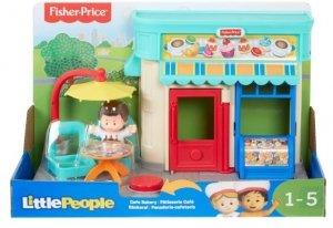 Fisher Price Cukiernia Zestaw do zabawy Little People