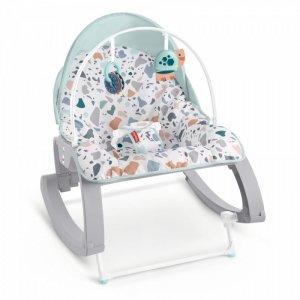 Fisher Price Fotelik-bujaczek Od niemowlaka do przedszkolaka