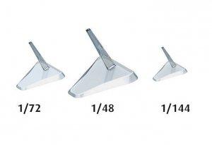 Revell Komplet podstawek do modeli samolotów