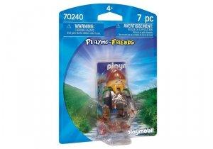 Playmobil Figurka Wojowniczy krasnolud