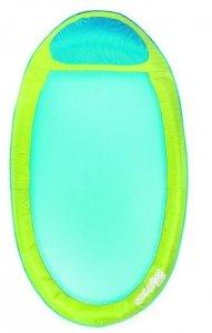 Spin Master Pływający materac, zielony SWIMWAYS
