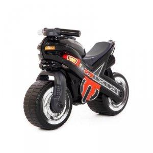 WADER-POLESIE Jezdźik motor czarny