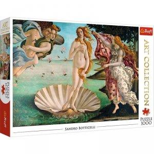 Trefl Puzzle 1000 elementów Art Collection Narodziny Wenus Sandro Botticelli