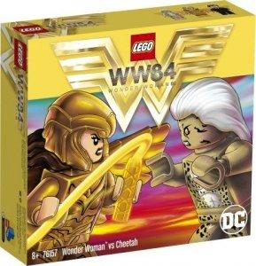 LEGO Klocki Super Heroes Wonder Woman kontra Gepard