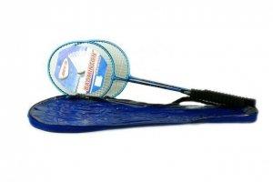 Madej Badminton w pokrowcu plus lotka