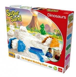 Goliath Masa plastyczna Super Sand Dinosaurs