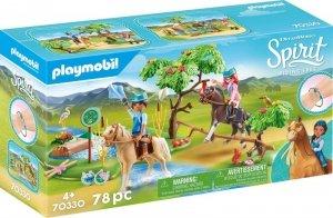 Playmobil Figurki Turniej nad rzeką 70330