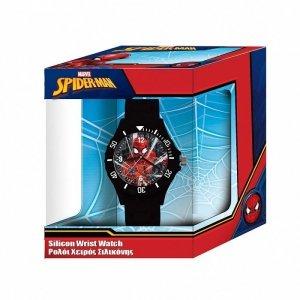 Pulio Zegarek analogowy w pudełku SpiderMan Diakakis
