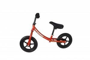 Tesoro Rowerek biegowy dla dzieci PL-8 Czerwony metalic