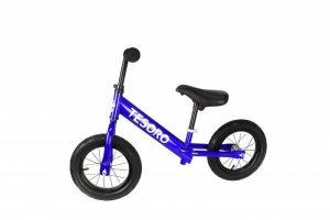 Tesoro Rowerek biegowy dla dzieci PL-12 Niebieski Metalic