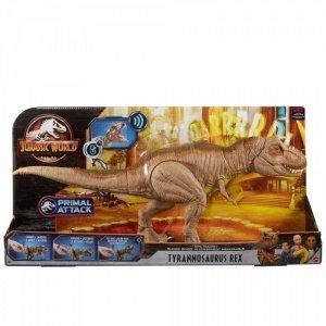 Mattel Figurka Jurassic World T-Rex Mega Ryk