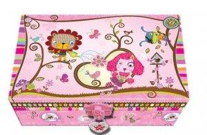 Pulio Pecoware Zestaw w pudełku z pamiętnikiem Zwierzątka
