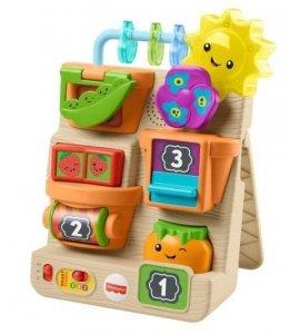 Zabawka edukacyjna Ogródek Malucha