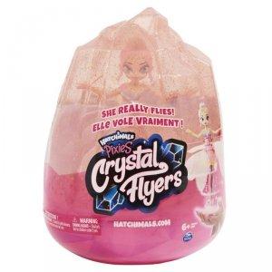 Figurka PIXIES Crystal Flyers różowa
