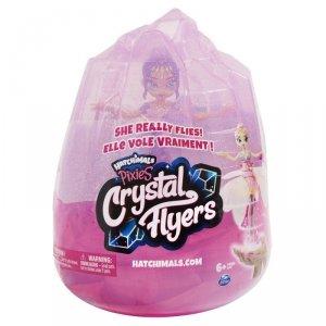 Figurka PIXIES Crystal Flyers fioletowa