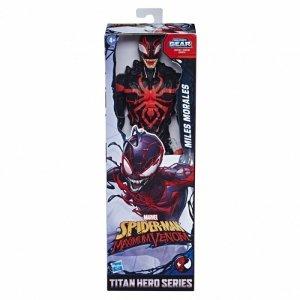 Figurka Spiderman Max Venom Titan Miles Morales