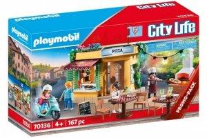 City Life Pizzeria z ogródkiem 70336