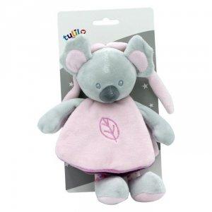 Axiom Maskotka Pluszowa mini książeczka - Koala różowa
