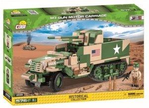 Klocki M3 Gun Motor Carriage