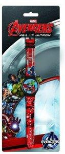 Zegarek analogowy Avengers blister DIAKAKIS