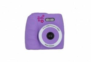 4CV Mobile Cyfrowy aparat fotograficzny Barbie fioletowy