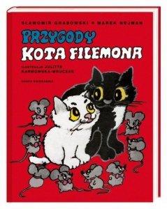 Nasza księgarnia Książeczka Przygody Kota Filemona