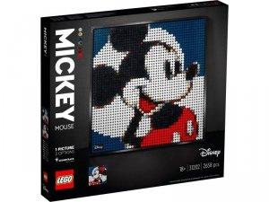 LEGO Klocki Art 31202 Disneys Mickey Mouse