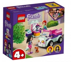 LEGO Klocki Friends 41439 Samochód do pielęgnacji kotów