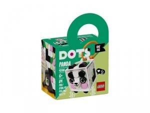 LEGO Klocki DOTS 41930 Zestaw kreatywny zawieszka z pandą