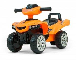 Milly Mally Pojazd Monster Pomarańczowy