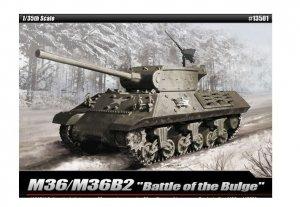 Academy Model do sklejania M36B2 US Army Battle of Bulge