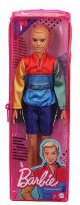 Mattel Lalka Barbie Fashionistas Stylowy Ken GRB88
