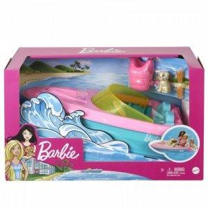 Mattel Barbie Motorówka
