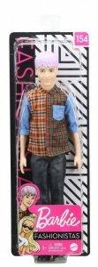 Mattel Lalka Barbie Fashionistas Stylowy Ken GYB05