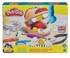 Hasbro Zestaw z masą plastyczną PlayDoh Dentysta Nowy