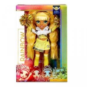 Mga Lalka RAINBOW High Cheer Doll, Sunny Madison