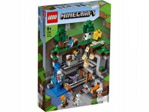 LEGO Klocki Minecraft 21169 Pierwsza przygoda