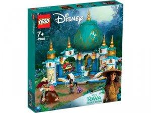 LEGO Klocki Disney Princess 43181 Raya i Pałac Serca