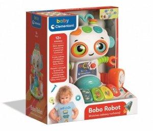 Clementoni Interaktywny Bobo Robot