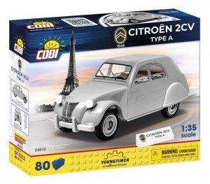 Cobi Klocki Klocki Citroen 2CV Typ A 1949