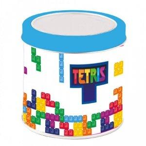 Pulio Zegarek analogowy w puszce Diakakis  - Tetris