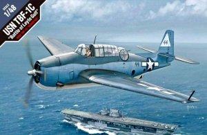 Academy Model do sklejania USN TBF-1C Battl e of Leyte Gulf 1/48