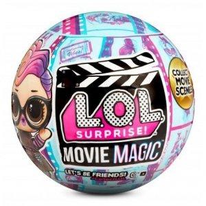 Mga Laleczka L.O.L. Surprise Movie Magic Doll display 12 sztuk