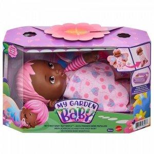 Mattel Lalka My Garden Baby Bobasek-Motylek Miękka różowa