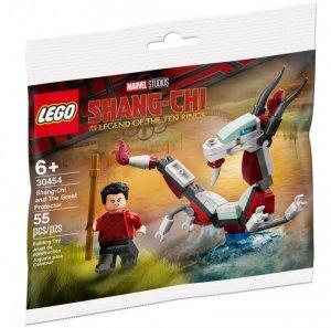 LEGO Klocki Super Heroes 30454 Shang-Chi i Wielki Obrońca