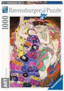 Ravensburger Polska Puzzle 1000 elementów ART Collection Dziewicza