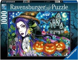 Ravensburger Polska Puzzle 1000 elementów Halloween